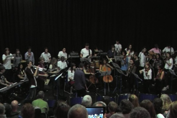 Core students – Snarky Puppy performance